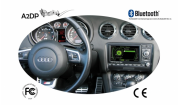 Fiscon Audi Basic Plus - Bluetooth Hands Free Kit, Audi A3, A4, A5, Q5